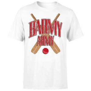 Barmy Army Men's T-Shirt - White