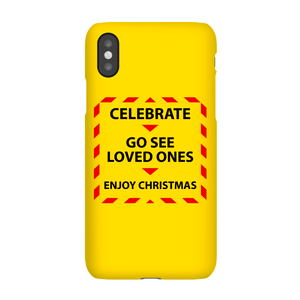 Enjoy Christmas 2021 Phone Case for iPhone and Android