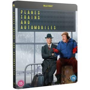 Planes, Trains & Automobiles - Blu-ray Steelbook