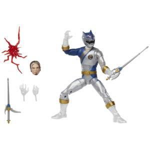 Hasbro Power Rangers Lightning Collection Wild Force Lunar Wolf Ranger Figure