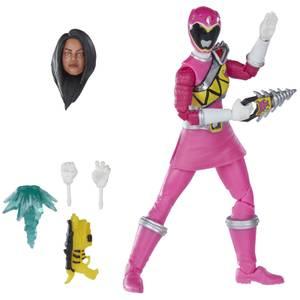 Hasbro Power Rangers Lightning Collection Dino Charge Pink Ranger Figure