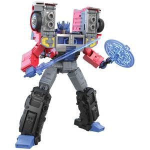Hasbro Transformers Generations Legacy Series Leader G2 Universe Laser Optimus Prime