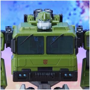 Hasbro Transformers Generations Legacy Voyager Prime Universe Bulkhead