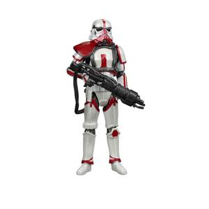 Hasbro Star Wars The Vintage Collection Carbonized Collection Incinerator Trooper Action Figure