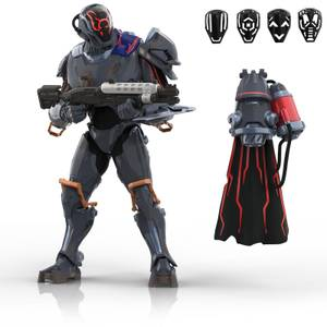 Hasbro Fortnite Victory Royale Series The Seven Collection: The Scientist Action Figure
