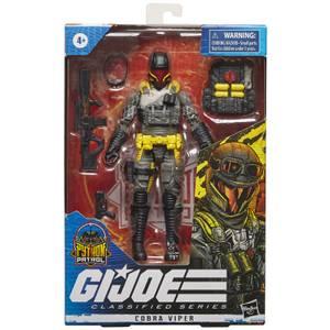 Hasbro G.I. Joe Classified Series Cobra Viper Action Figure