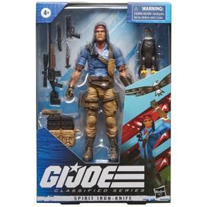 Hasbro G.I. Joe Classified Series Spirit Iron-Knife Action Figure