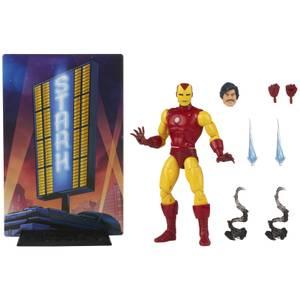 Hasbro Marvel Legends Series 1 Iron Man Action Figure