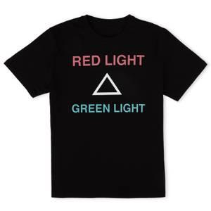 Squid Game RED LIGHT GREEN LIGHT Men's T-Shirt - Black
