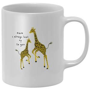 Mummy Giraffe Mug