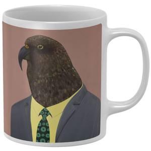 Kea In Suit Mug