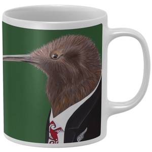 Kiwi In Suit Mug