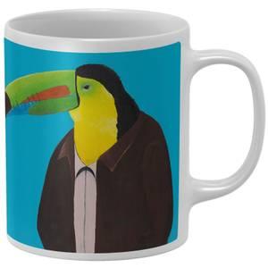 Toucan In Suit Mug