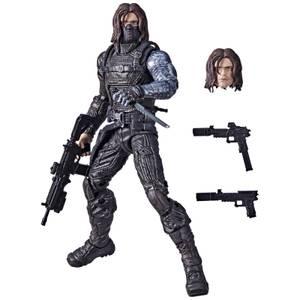 Hasbro Marvel Legends Series Winter Soldier Action Figure