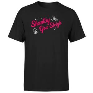 Drag Act Shantay You Sleigh Men's T-Shirt - Black