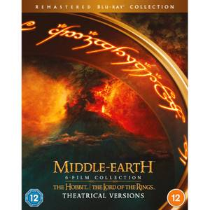 Middle-earth: 6-film Collection (Remastered Theatrical Versions)