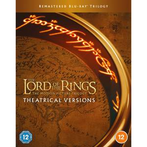 The Lord of the Rings Trilogy (Remastered Theatrical Versions)