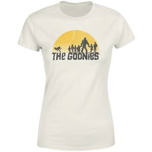 The Goonies Retro Logo Women's T-Shirt - Cream