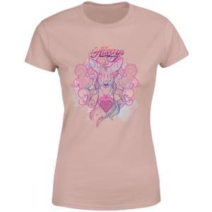 Harry Potter Always Women's T-Shirt - Dusty Pink