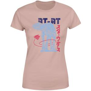 Star Wars Kana AT-AT Women's T-Shirt - Dusty Pink