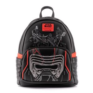 Loungefly NYCC Star Wars Kylo Ren GITD Mini Backpack