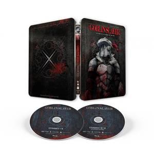 Goblin Slayer Season 1 - Zavvi Exclusive Blu-ray Steelbook