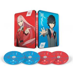 Darling in the FRANXX Season 1 - Zavvi Exclusive Blu-ray Steelbook
