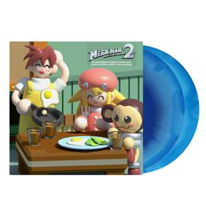 Ship To Shore - Mega Man Legends 2 (Original Video Game Soundtrack) 2LP Swirl