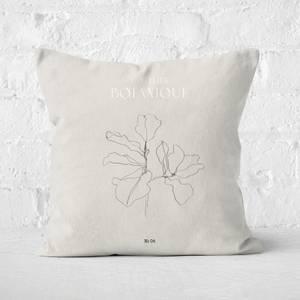 Atelier Botanique Square Cushion
