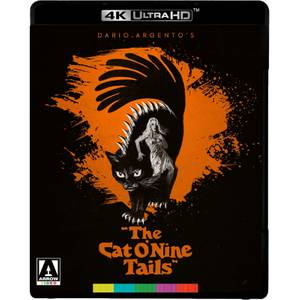 The Cat O' Nine Tails - 4K Ultra HD
