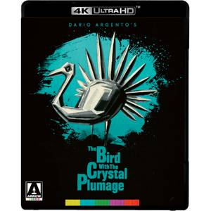 The Bird With The Crystal Plumage - 4K Ultra HD
