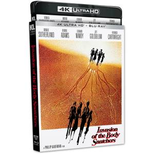 Invasion of the Body Snatchers - 4K Ultra HD (Includes Blu-ray)