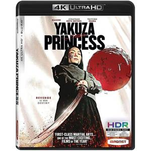 Yakuza Princess - 4K Ultra HD (Includes Blu-ray)