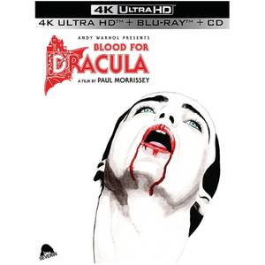 Blood for Dracula - Limited Edition 4K Ultra HD (Includes Blu-ray & CD)