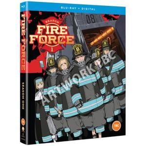 Fire Force Season 1 Complete + Digital Copy