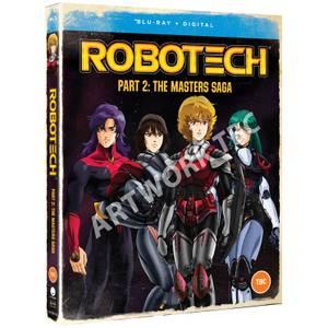 RoboTech - Part 2 (The Masters) + Digital Copy