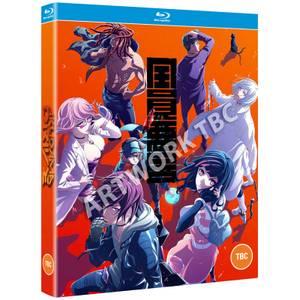 Akudama Drive The Complete Series + Digital copy