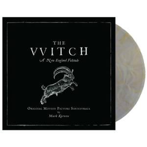 The Witch - Original Motion Picture Soundtrack Zavvi Exclusive Grey Marble LP