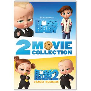 The Boss Baby 2-Movie Collection