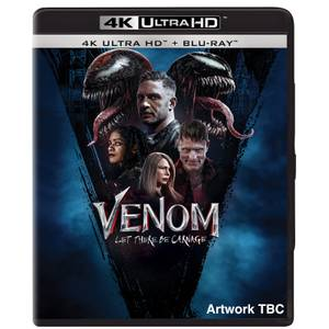 Venom: Let There Be Carnage - 4k Ultra HD (Includes Blu-ray)