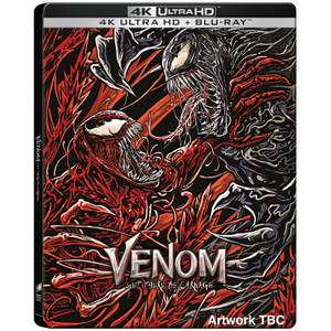Venom: Let There Be Carnage - 4k Ultra HD Limited Edition Steelbook