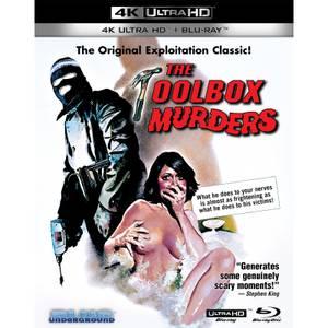 The Toolbox Murders - 4K Ultra HD (Includes Blu-ray)