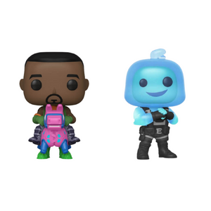 Fortnite Rippley EXC and Giddy Up Funko Pop! Bundle