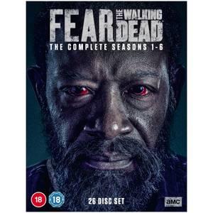 Fear The Walking Dead: The Complete Seasons 1-6 Boxset