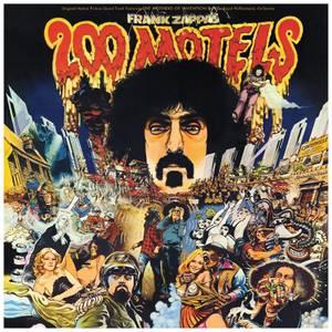 Frank Zappa - 200 Motels – Original Motion Picture Soundtrack – 50th Anniversary 2LP