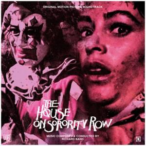 Terror Vision - The House on Sorority Row LP Split