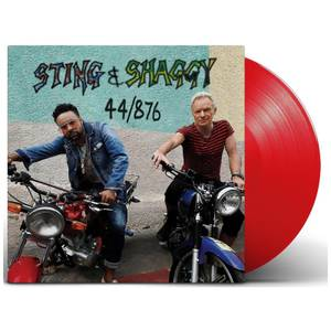 Sting & Shaggy - 44/876 (Limited Edition Red Vinyl)