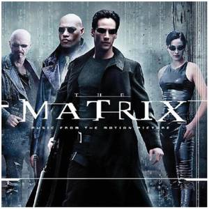 The Matrix (Music From the Motion Picture) 2xLP (Clear)