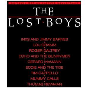 The Lost Boys (Original Motion Picture Soundtrack) 180g LP (Red)