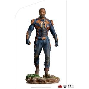 Iron Studios The Suicide Squad BDS Art Scale Statue 1/10 Bloodsport 21 cm
